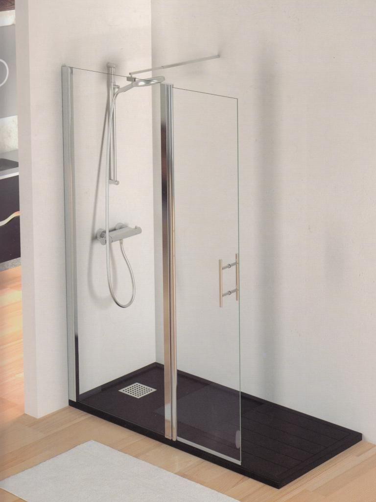 Tv milan fijo puerta mamparas para duchas en 2019 - Modelos de banos y duchas ...