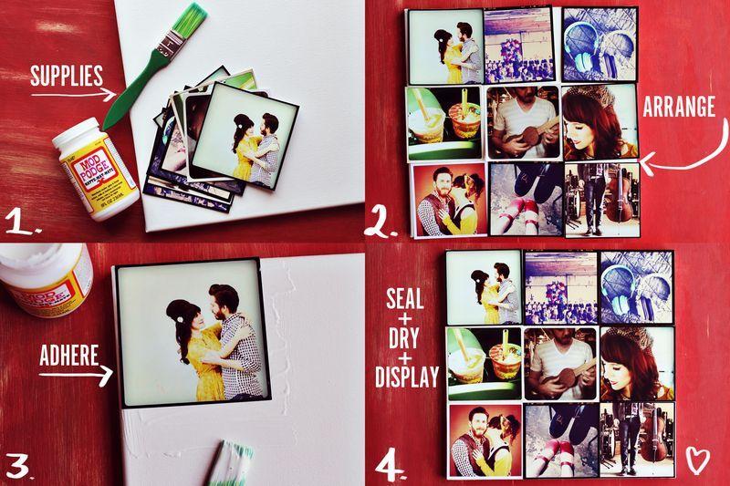 Instagram Canvas Wall Art Diy Wall Art Diy Instagram Wall Instagram Diy