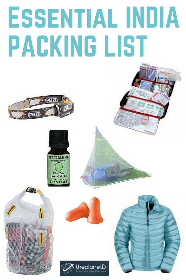 what to pack for a trip to india here are the items on our packing list that we brought or wish we had take with us or left at home the