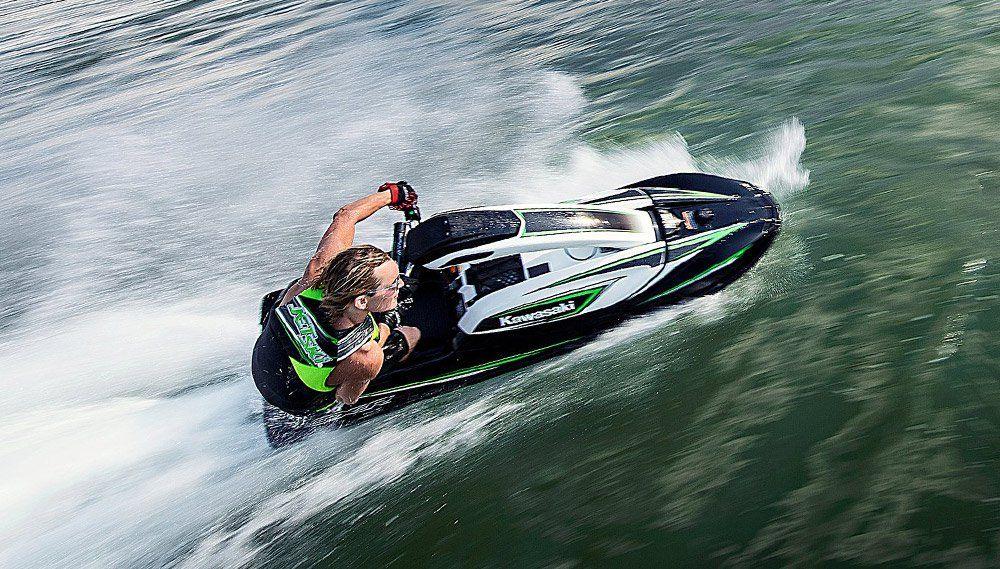2018 Kawasaki Jet Ski SXR Review Jet ski kawasaki, Jet