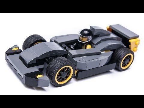 Exclusive Lego Speed Champions Mercedes Amg Formula 1 Set Moc 75877