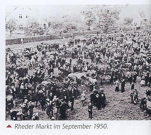 793.Kram und Trödelmarkt Rheder Markt in Rhede (Ems)