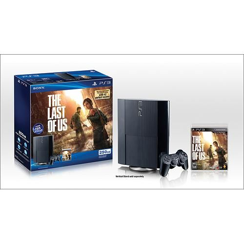 Best Buy Sony Playstation 3 250gb The Last Of Us Bundle 3000079 The Last Of Us Cool Things To Buy Sony Playstation