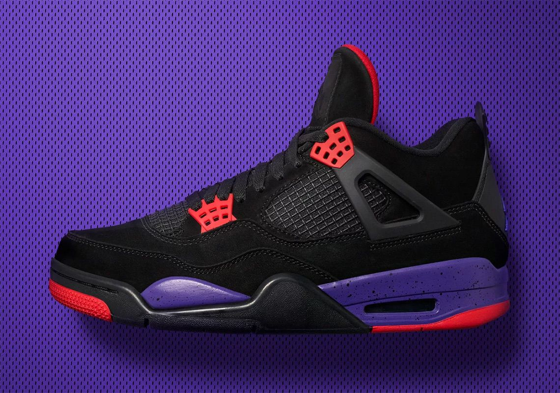 249413bdb4c598 Air Jordan 4 Raptors AQ3816-056 Official Images  thatdope  sneakers  luxury   dope  fashion  trending