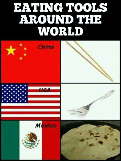 A Mexican Just Can T Say No Mexican Food Recipes Food Memes Mexican Jokes