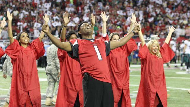 Rise Up Love My Falcons Samuel L Jackson Atlanta Falcons Football Falcons Football Atlanta Falcons Fans