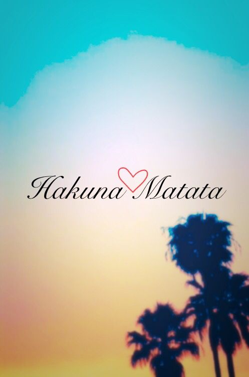Beach Hakuna Matata Wallpaper Iphone Disney Hakuna Matata Iphone Wallpaper