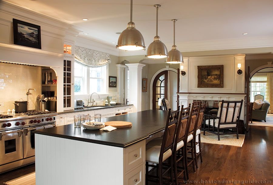 Mollie Johnson Interiors | High End Interior Design In Wellesley, MA |  Boston Design Guide