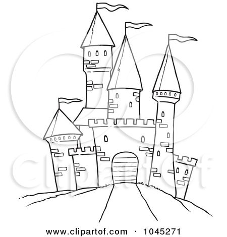Pin Em Castelos