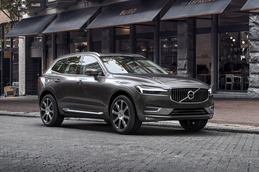 2017 Volvo XC60 SUV Volvo xc60, Volvo, Best new cars