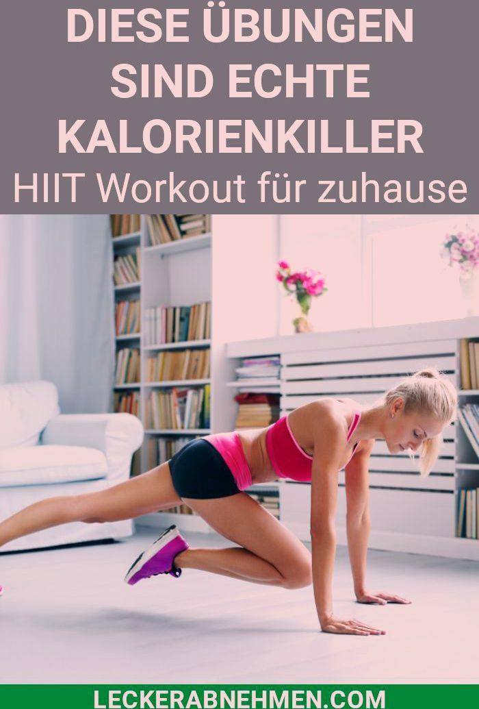 Hier zeigen wir dir 10 HIIT Übungen, die sich perfekt zum Abnehmen eignen. Außerdem findest du hier...