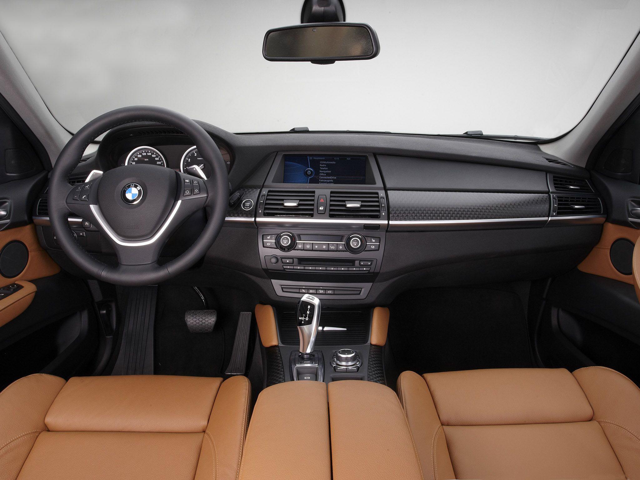 Bmw X6 2012 Bmw X6 Bmw X6 Interior Bmw