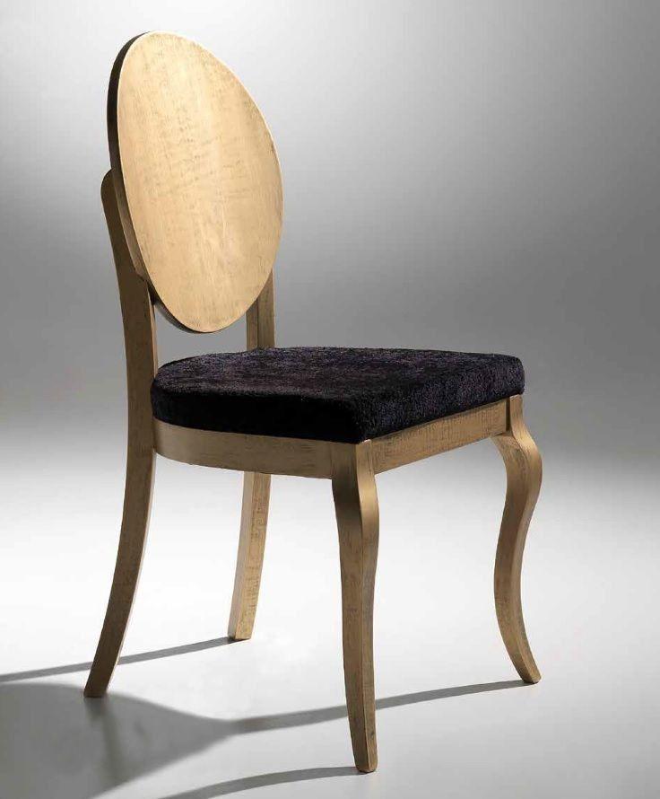 Silla comedor chippendale zeilan sillas salas y sillones - Sillas tapizadas modernas ...