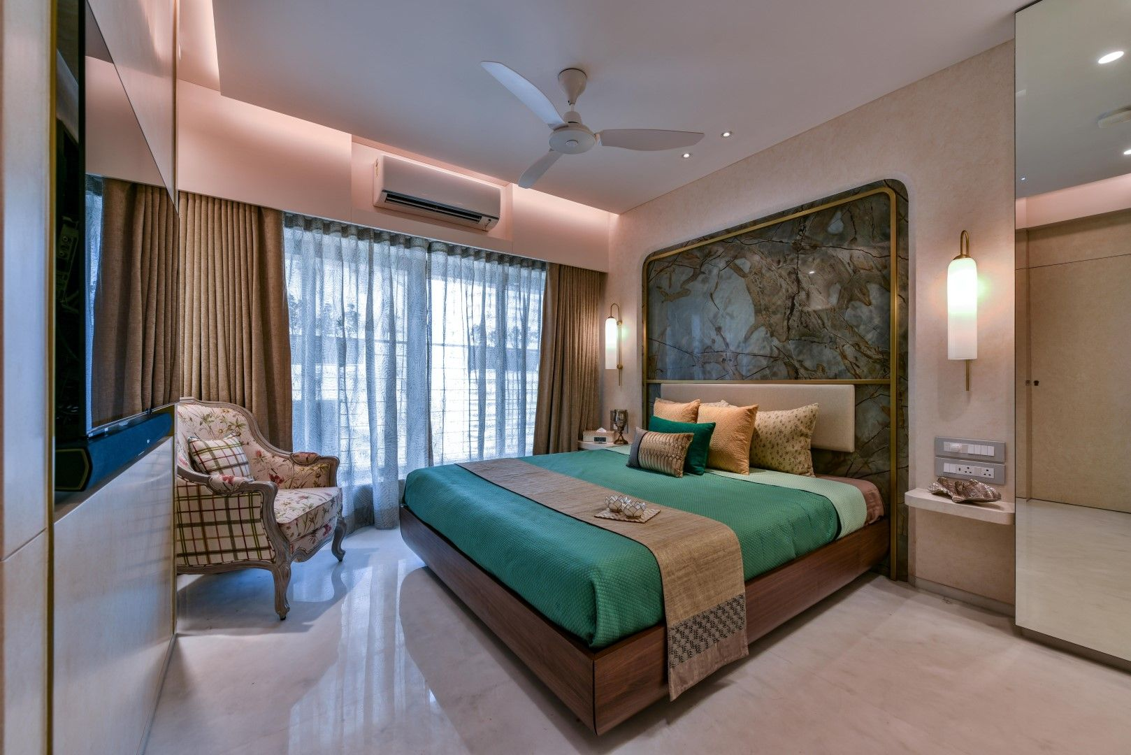 Boutique bhk home designed by zed designs the architects diary also bedrooms ideas rh pinterest