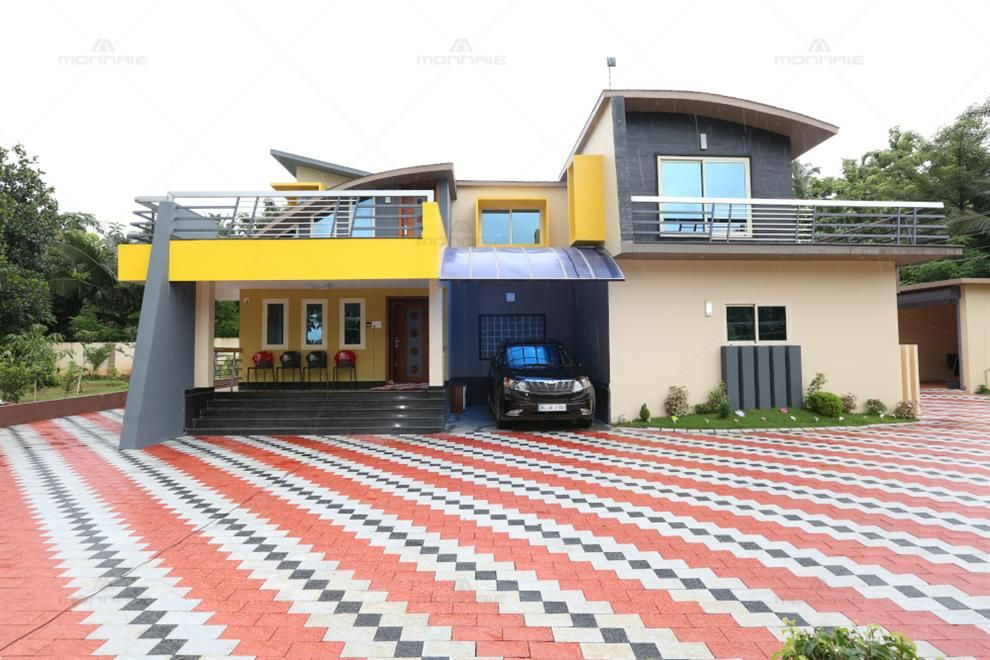 Outside Colour of Indian Houses: 6 Combinations That Are ...