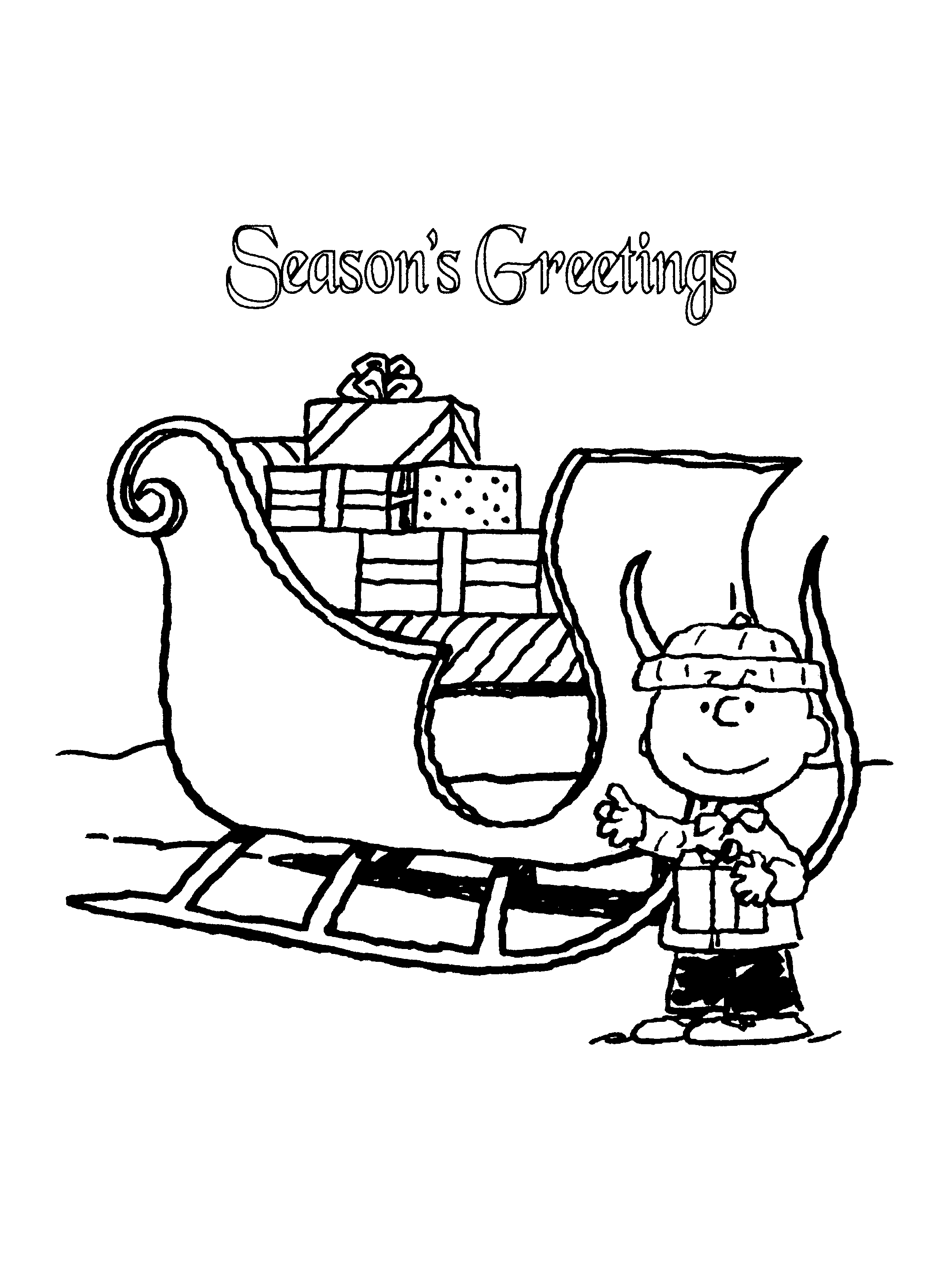 Peanuts xmas coloring and activity book colouring charlie brown