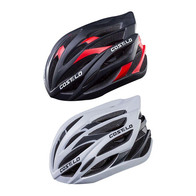 Costelo Helmet Hot Cool Road Bike Bicycle Cycling Helmet Sport
