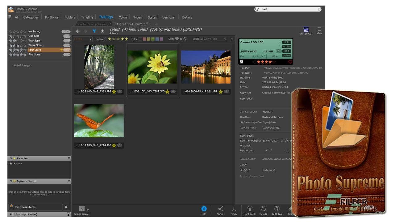 Idimager Photo Supreme 5 1 2 2487 Photo Sharing Sites Digital Asset Management Photo