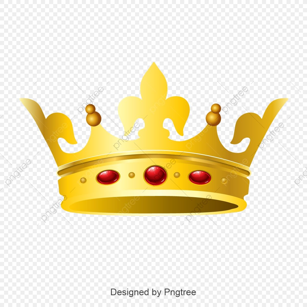 Download This King S Golden Crown Design Material Gold Crown Authority Blinking Transparent Png Or Ve Crown Design Blue Background Images Vector Logo Design