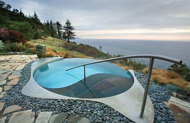 Post Ranch Inn Activities Amenities Infinity Meditation Pool Post Ranch Inn California Hotel Resort Pools