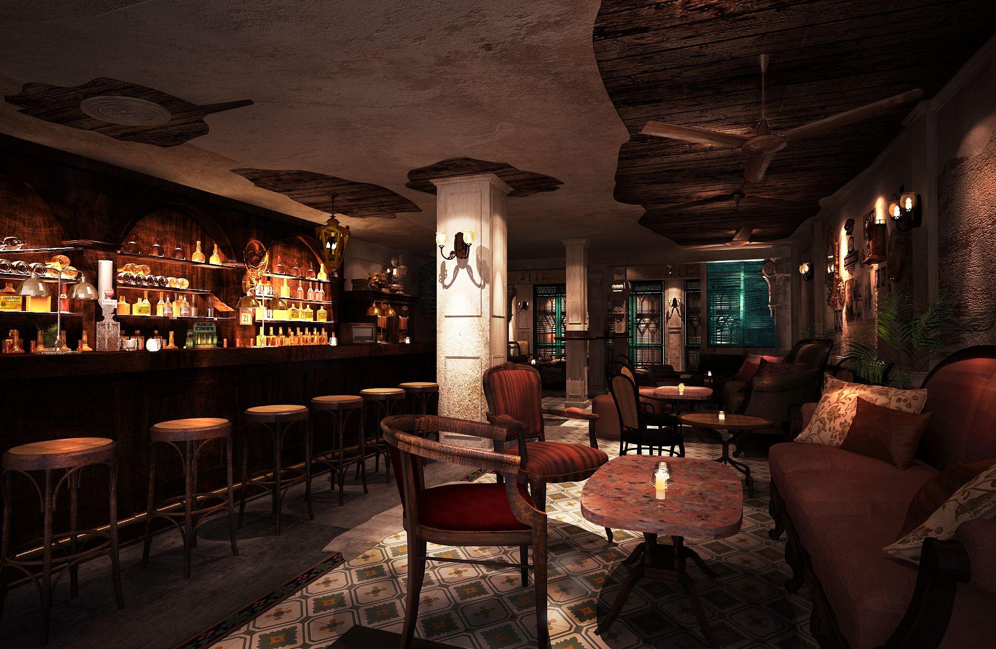 Havana social cuban bar bangkok thailand