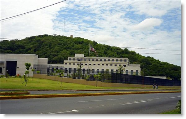 United States Embassy in Nicaragua
