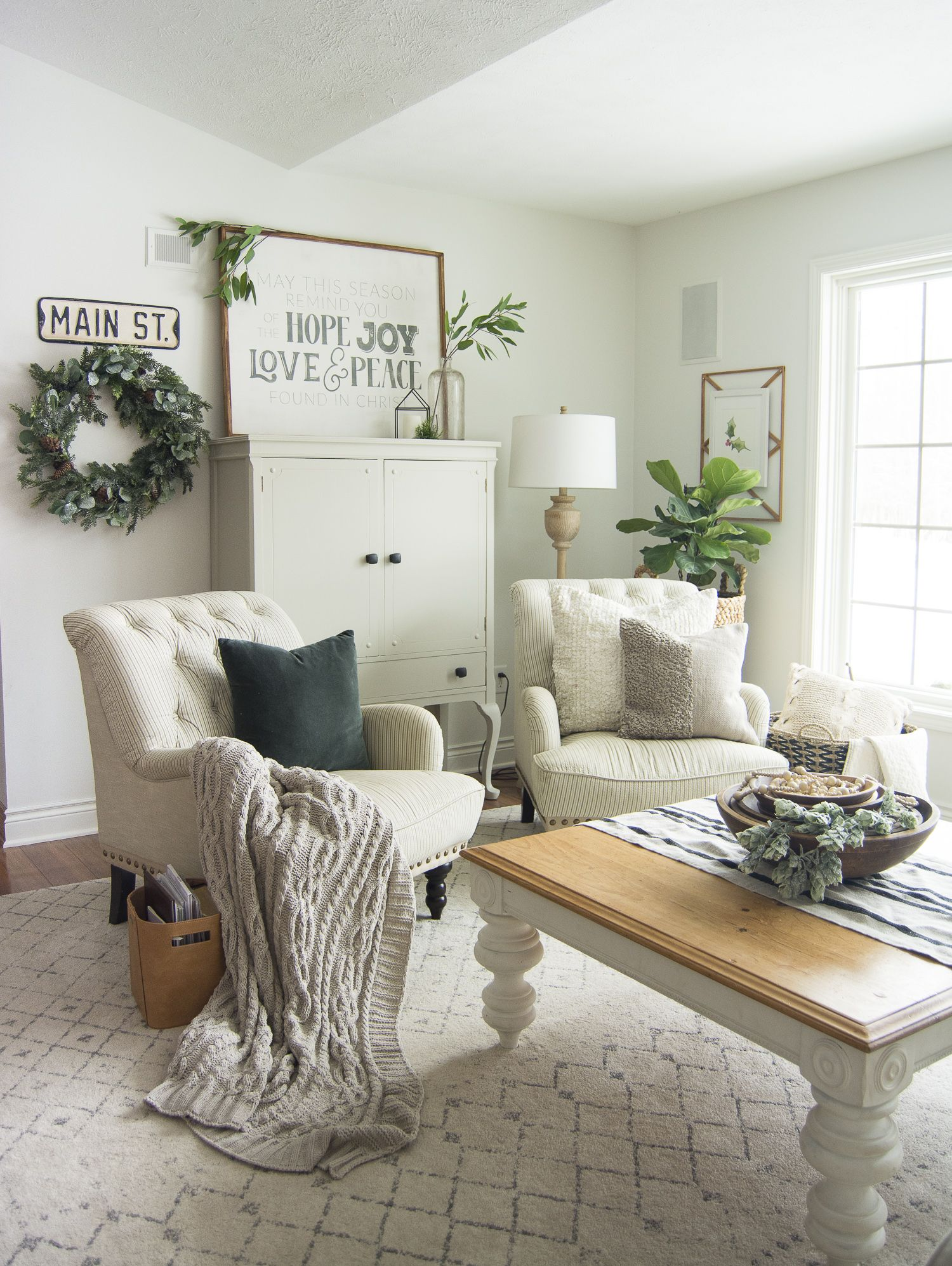 Are you looking to extend your christmas decor into winter today    sharing also cozy farmhouse living room and design ideas home rh pinterest
