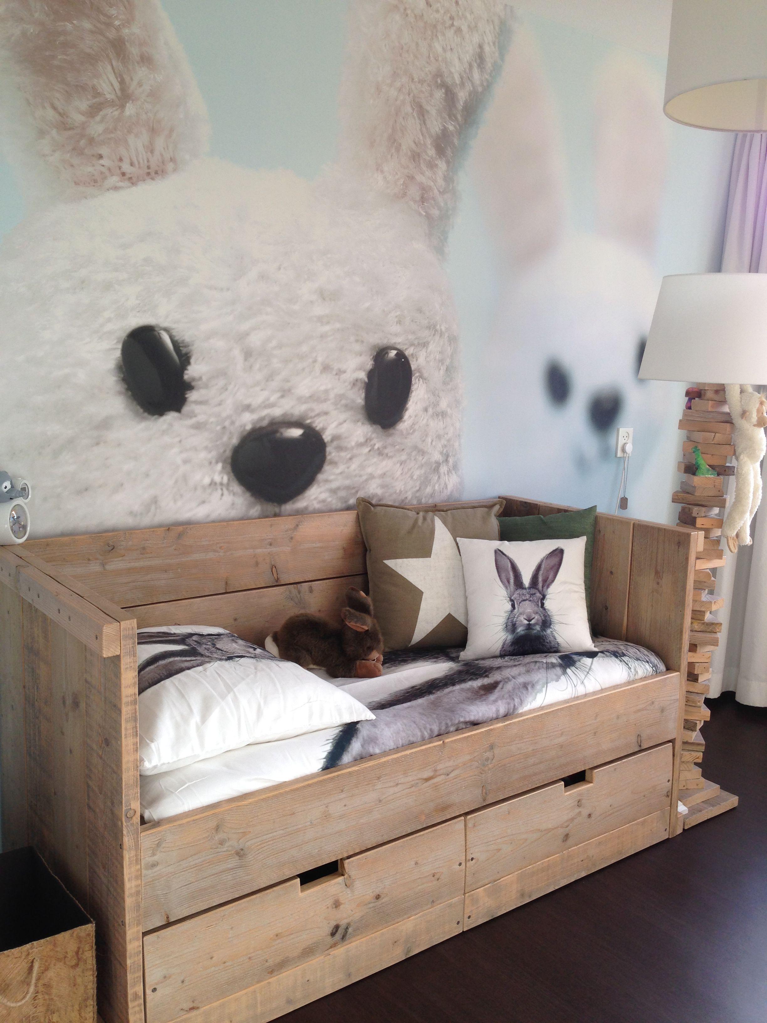 Peuter slaapkamer - Inrichting | Pinterest - Slaapkamer