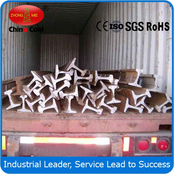 chinacoal03  U71Mn Crane Rail QU100 Steel Products YB T5055-93 Standard   U71Mn crane rail qu100, crane rail, crane rail qu100 Product Introduction 1.Size: QU70,QU80,QU100,QU120 2. Material : U71Mn 3.Standard: YB/T5055-93 STANDARD 4.Length: 12M