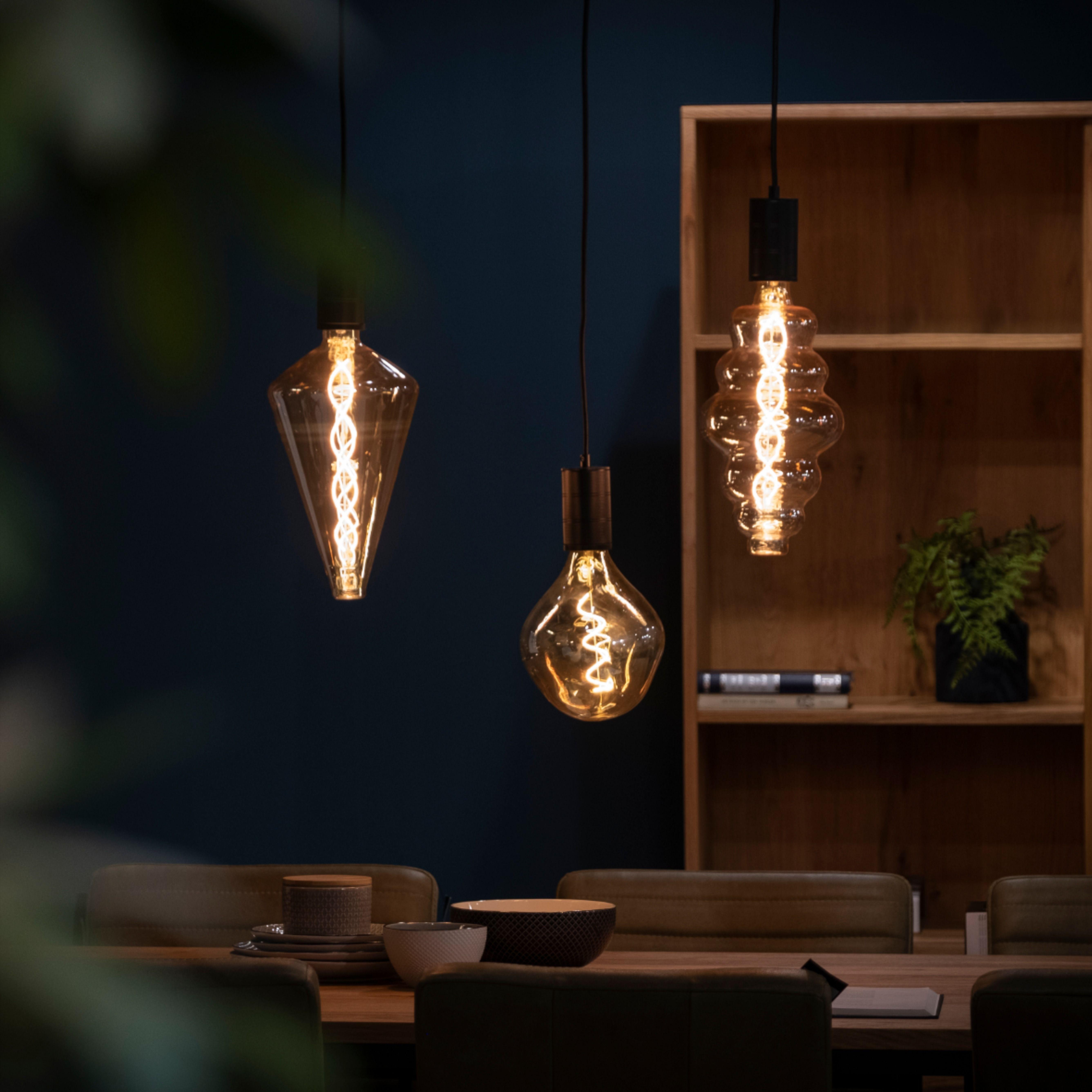 Classic Hanglampenset Goud In 2020 Hanglamp Roze Lamp Led Lamp