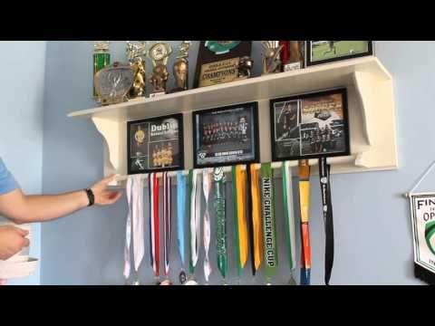 Ron Widman Trophy Shelf You