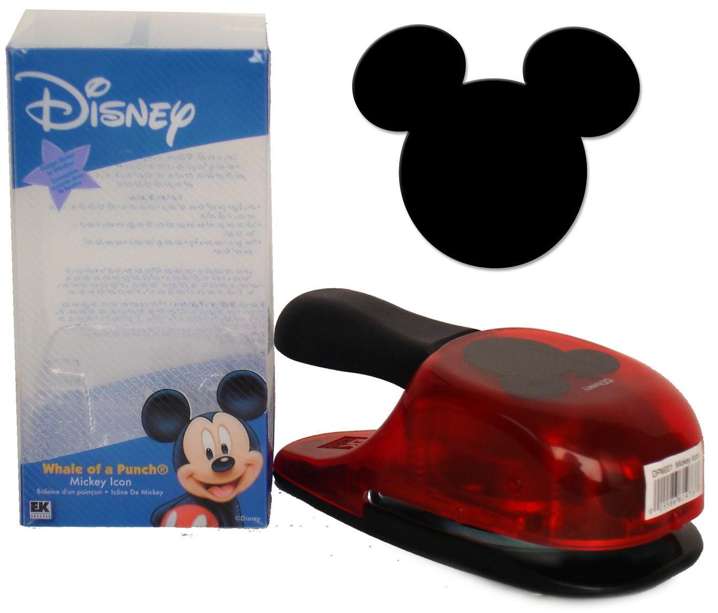Mickey Mouse Paper Punch