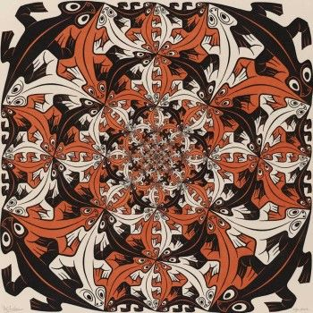 M.C. Escher | Amos Anderson taidemuseo