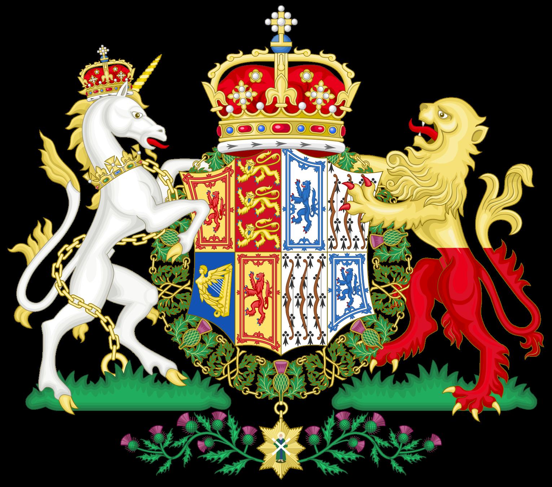 Картинки шотландия герб