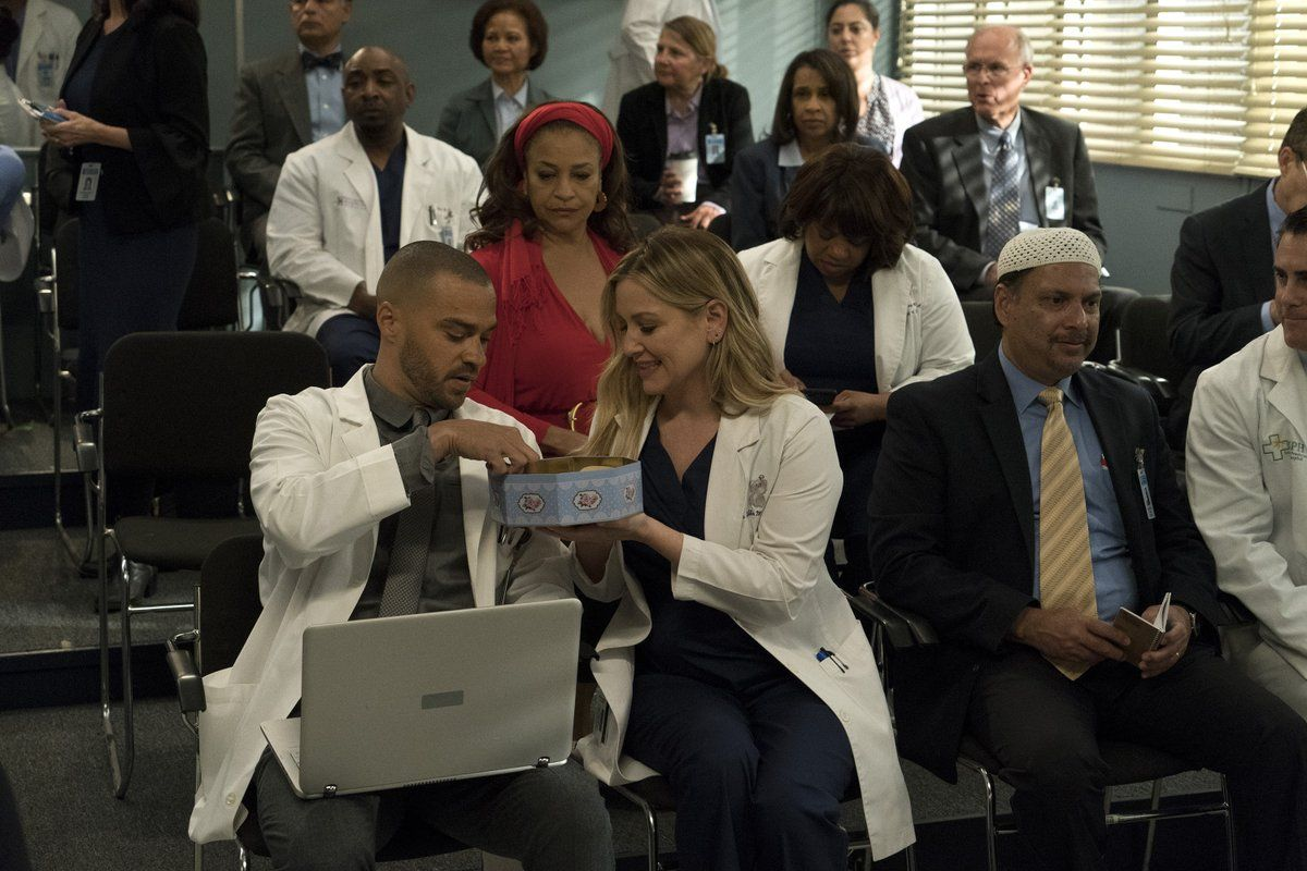 Promotional Photos of Greys Anatomy ep 14.20 titled \