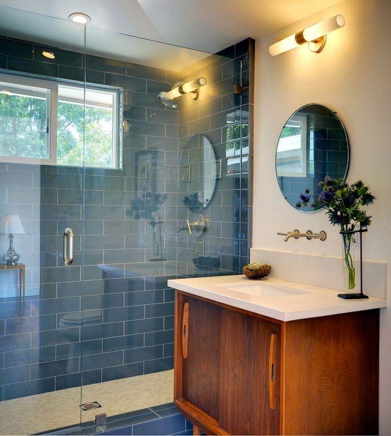 Best Pin By Valeri Hedges On Bathrooms Mid Century Bathroom 640 x 480
