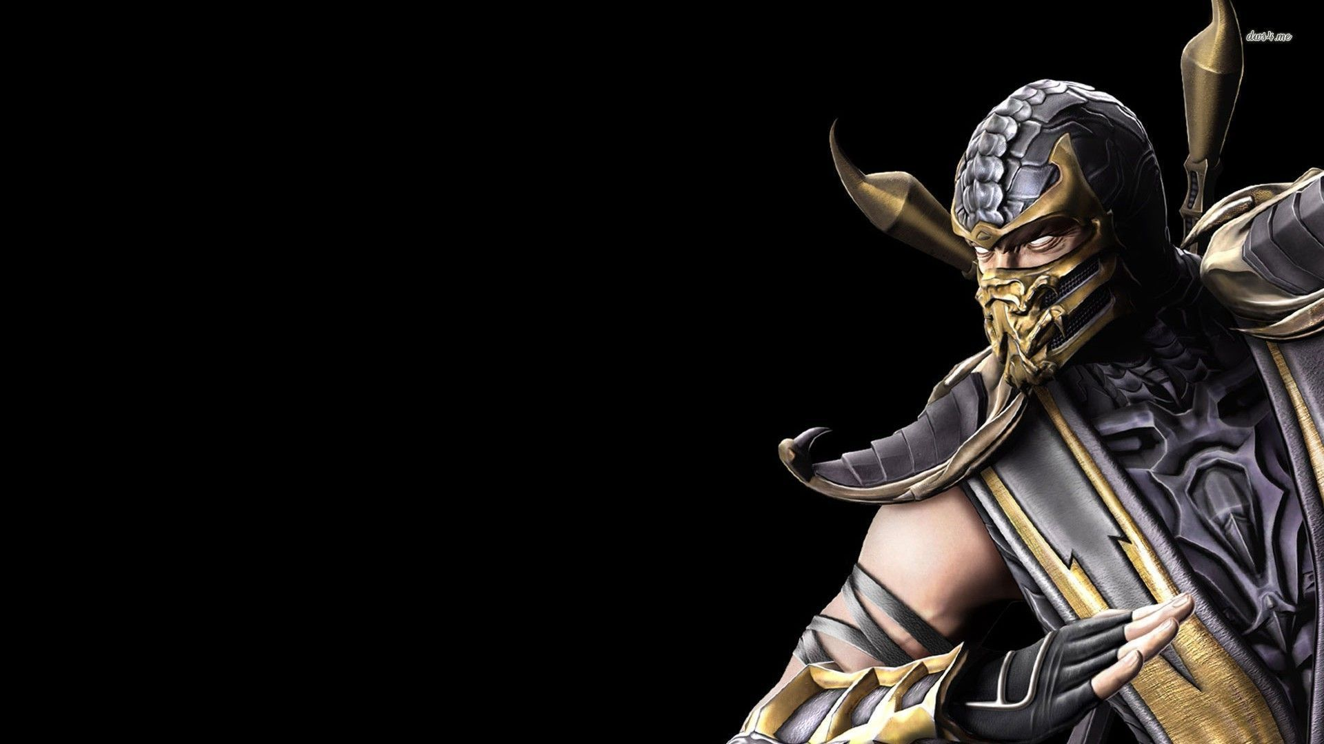 mortal kombat scorpion wallpapers hd | wallpapers for desktop