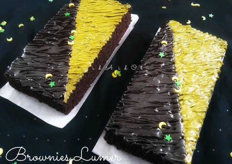 Resep Brownies Kukus Lumer Oleh Dapur Shabyra Resep Brownies Resep Kue