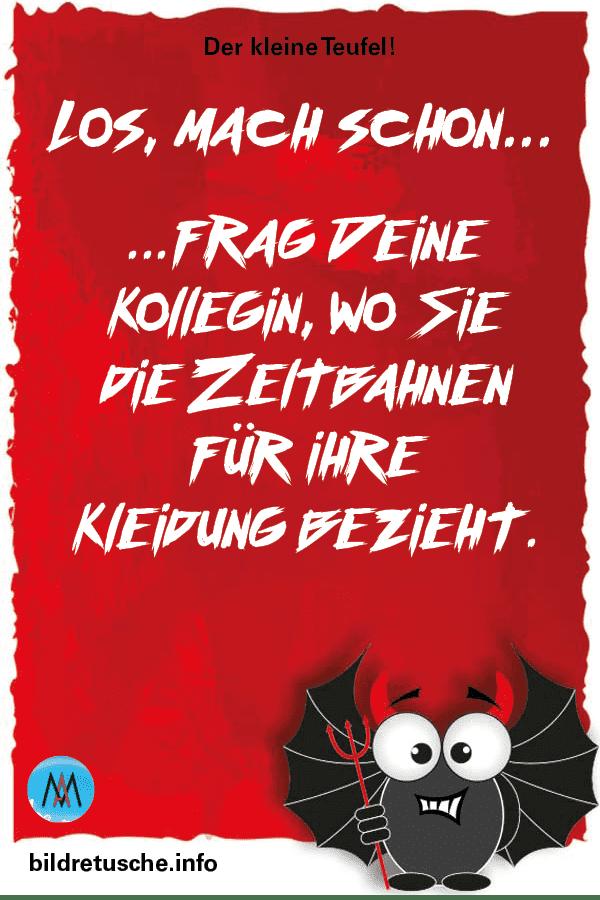 Bitter Böse Sprüche zum Thema Frau und Kollegin von Armin Mumper