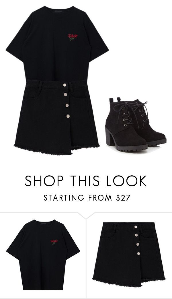 """Simple"" by ifrancesconi on Polyvore featuring Red Herring"