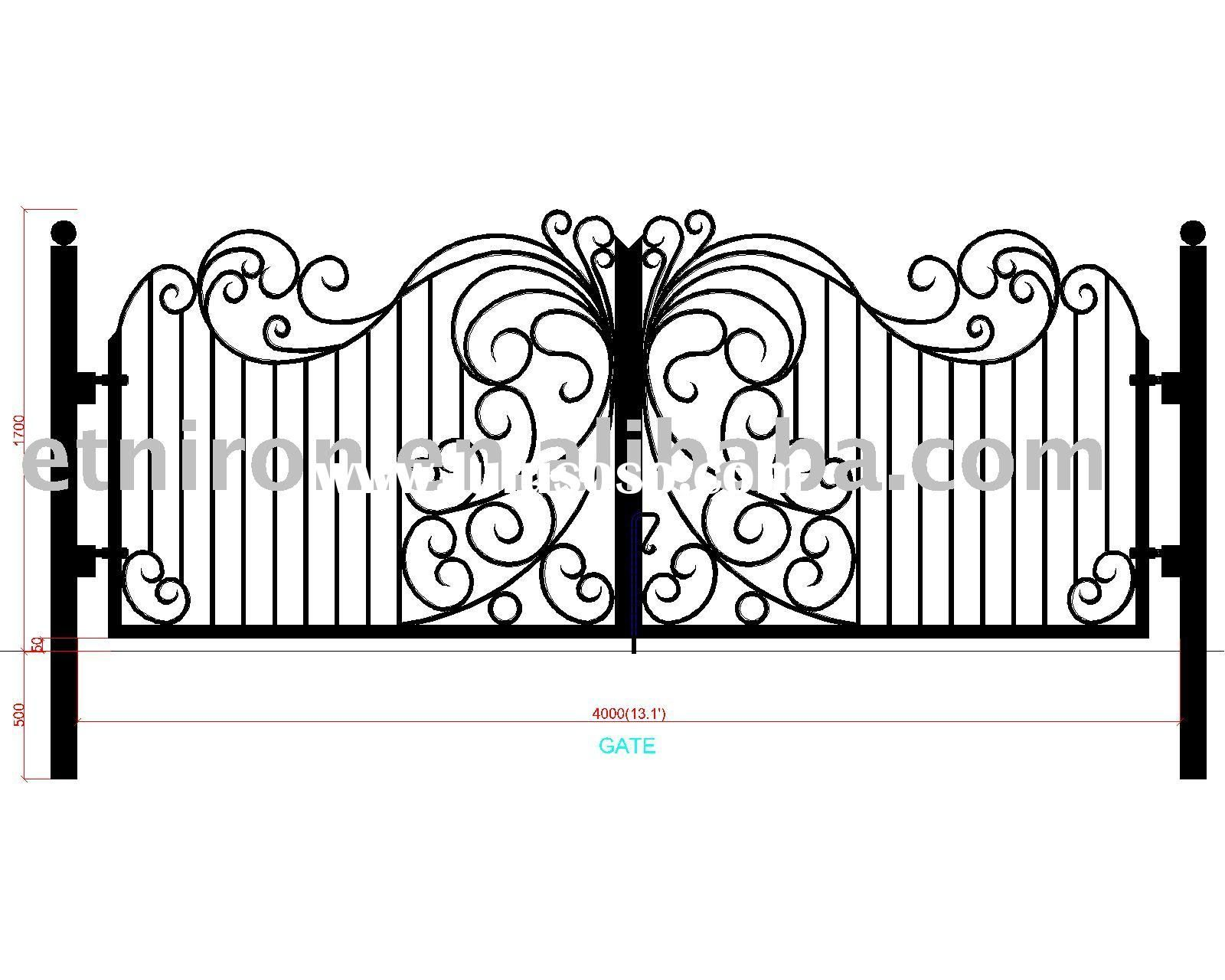 Wrought Iron Gates Wrought Iron Gates Manufacturers In Lulusoso