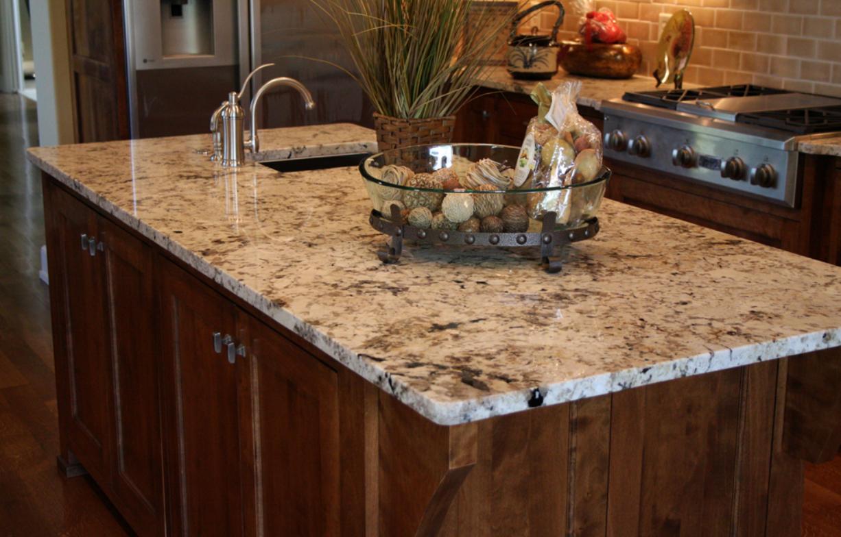 20 Imitation Granite Countertops Kitchen Island Countertop Ideas Check More At Http