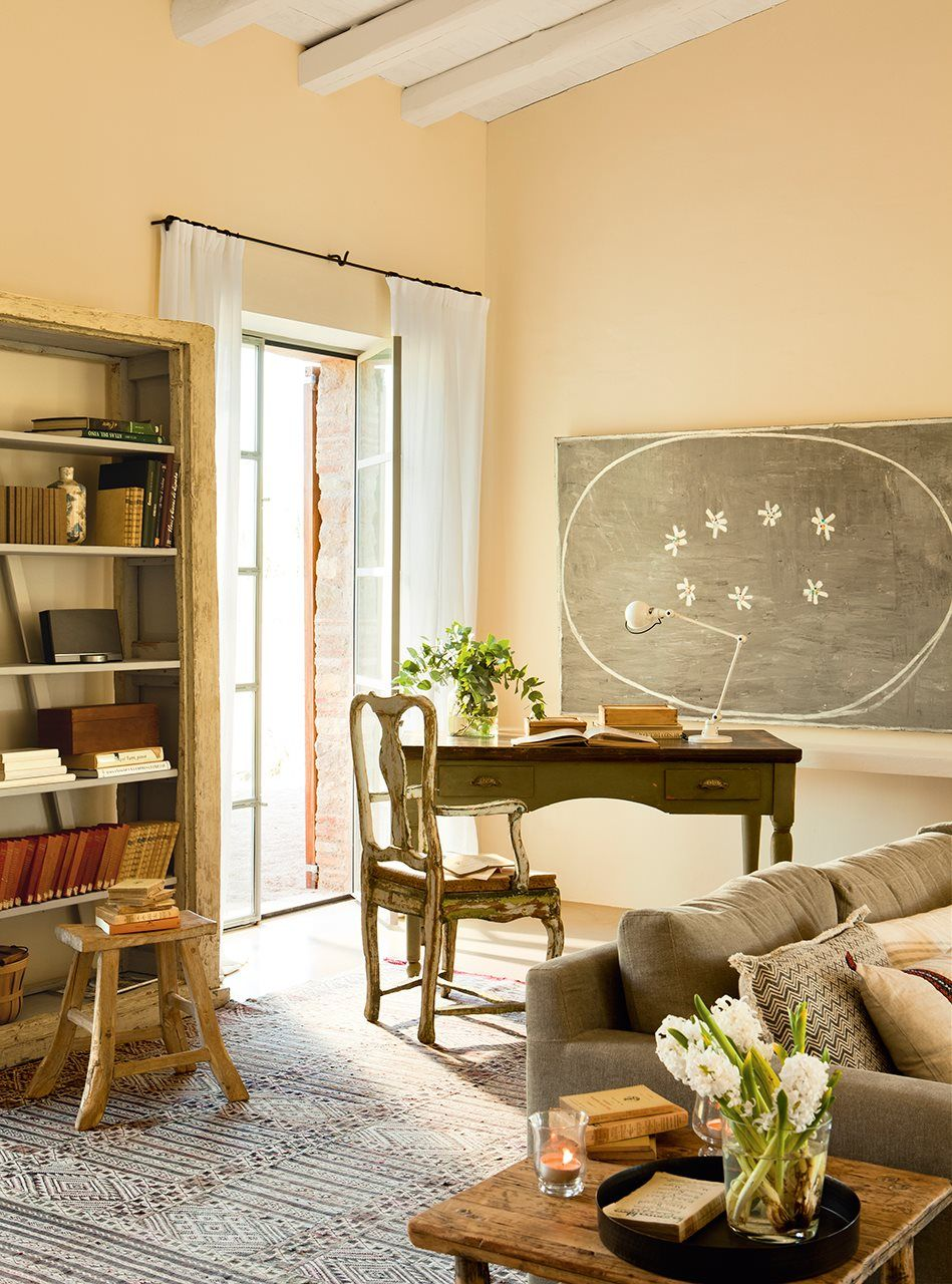 Casa nueva, alma antigua · ElMueble.com · Casas | El mueble ...
