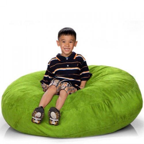 Jaxx Cocoon Jr Bean Bag Chair Kids Sensory Bean Bag Chair Kids