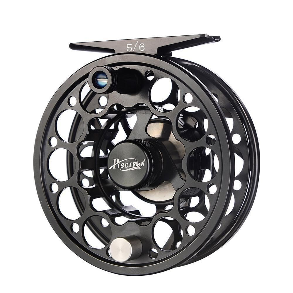 Piscifun Sword 3 4 5 6 7 8 9 10 Wt Fly Reel With Cnc Machined Aluminium Material Fly Reels Fishing Reels Fly Fishing