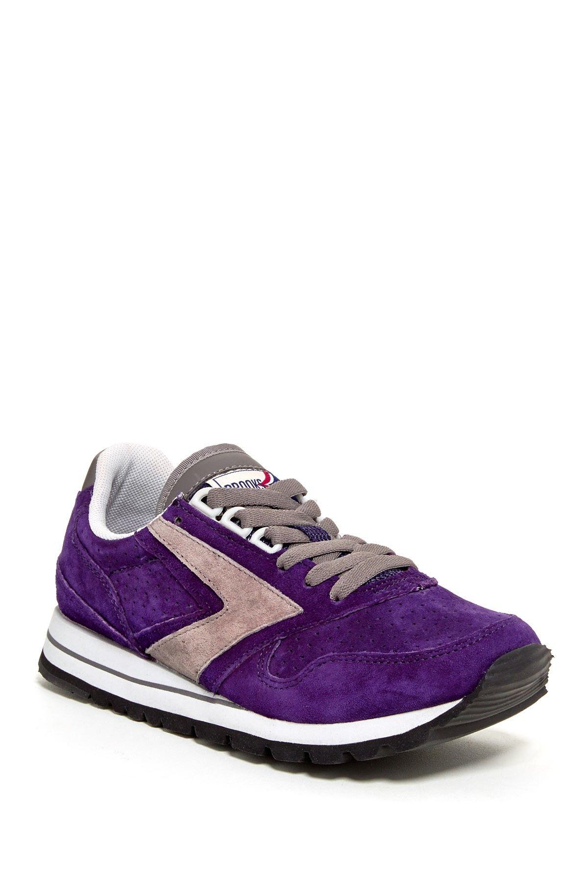c5bee6edc54 Chariot Suede Sneaker (Women)
