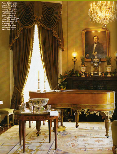 New Orleans home of interior designer Hal Williamson