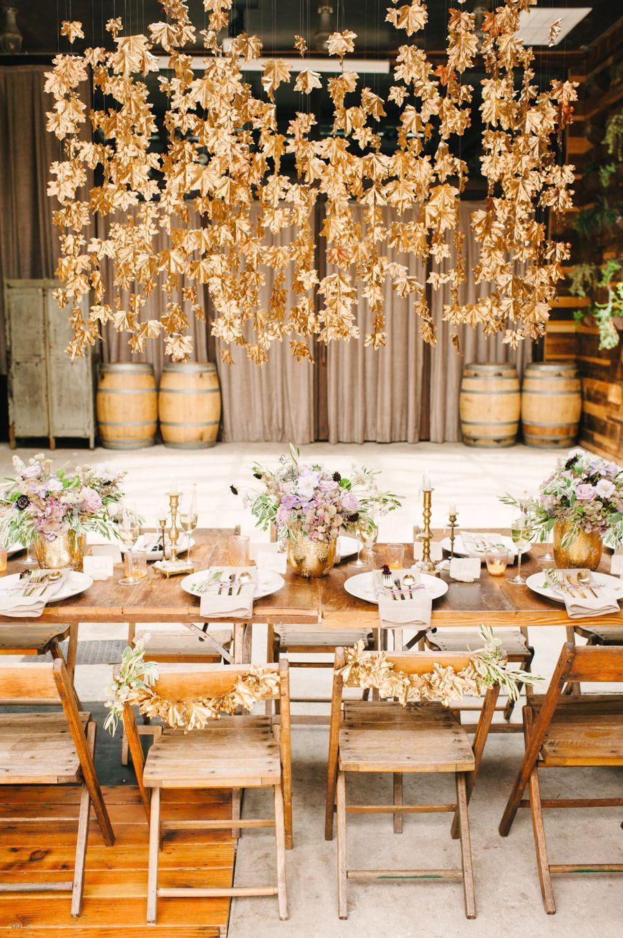 Organic Glamour Inspiration Shoot Wiup Fall Wedding Decorations Fall Wedding Colors Wedding Reception Backdrop