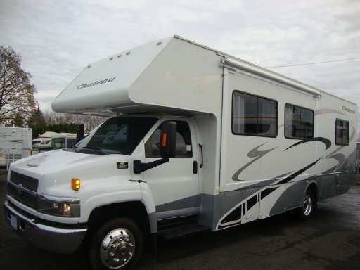 Check Out This 2007 Chateau Super C Four Winds Kodiak Listing In