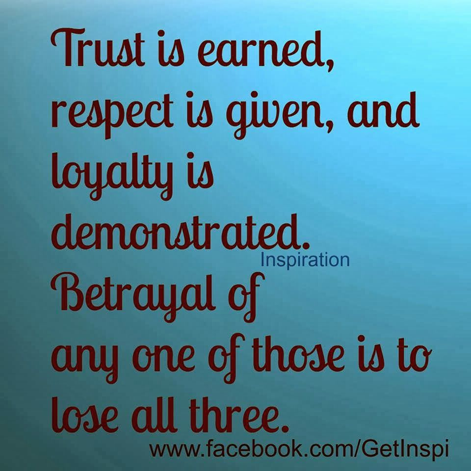 Inspirational And Random Quotes Trust Respect Loyalty Quotes Trust Quotes Loyalty Quotes